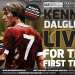 Sir Kenny Dalglish MBE LIVE