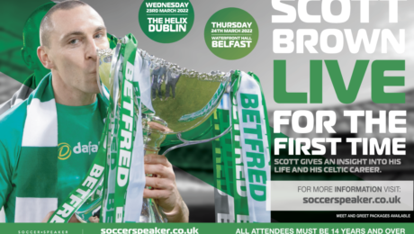 Scott Brown Dublin and Belfast